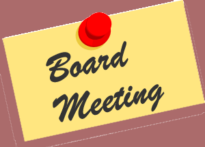 Screening and Board Meeting – Unit 121