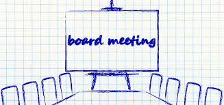 Screening and Board Meeting – Unit 154